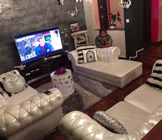 Millicent Omanga multi-million mansion