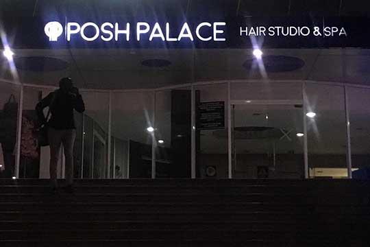 Betty Kyallo Posh Palace Hair Studio & Spa