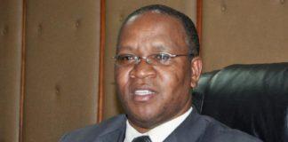 Interior Ministry PS Karanja Kibicho Arrested