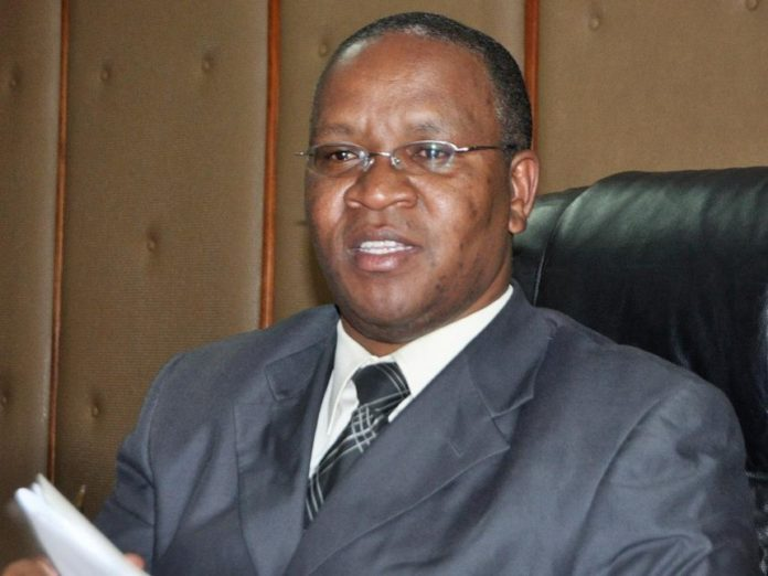 Interior Ministry PS Karanja Kibicho Arrested