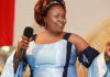 pastor and singer Joan Wairimu