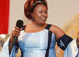 pastor and singer Joan Wairimu