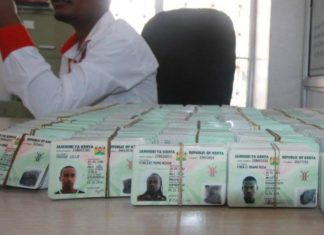 Government Officials Arrested for Forging ID cards for refugees