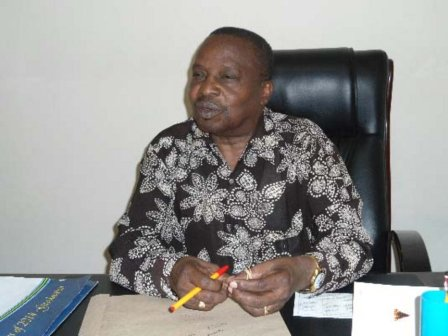 Bernard Munywoki Kitungi MP