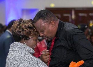 Bishop Kiuna's 50th Birthday
