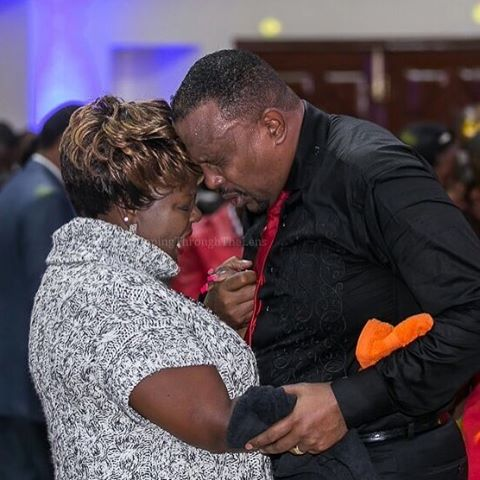 Bishop Kiuna's 50th Birthday