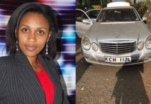 Doreen Mbiira Stolen Car recovered