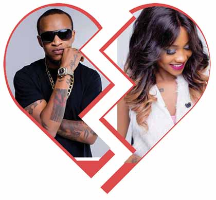 Michelle Yola breaks up with CMB Prezzo