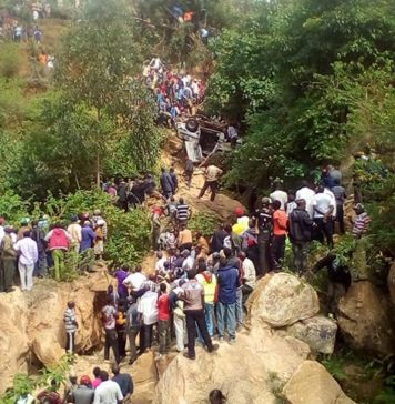 Terrible accident in Machakos, 9 dead as 13 are injured