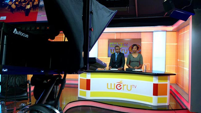 Weru TV Launch