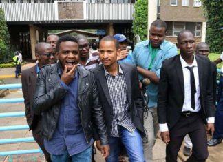 Babu Owino arrested