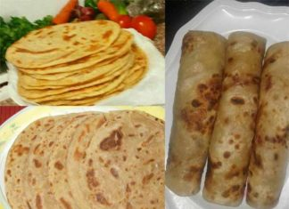How to cook Chapatis Chapos in Kenya
