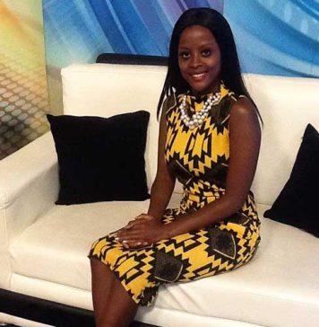 Rose Karee Gakuo KBC News Anchor