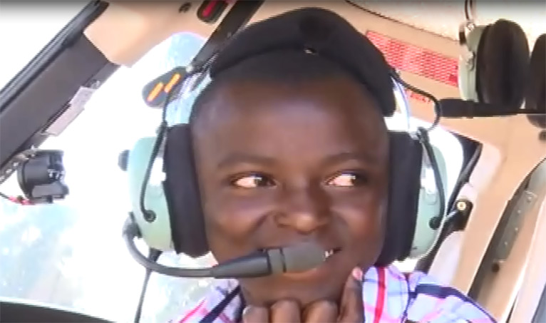 Kevin Muriuki Chopper Nyeri High School