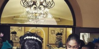 Caster Semenya wedding Photos