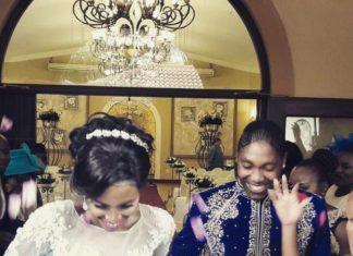 Caster Semenya wedding Photos