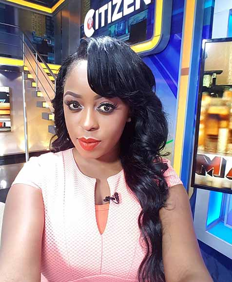 Lilian Muli finally speaks about the waitress scandal
