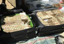 Swaleh Yusuf Kanderini arrested with Millions and drugs