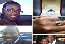 Citizen TV's Willis Raburu girlfriend Sally Mbilu engagement