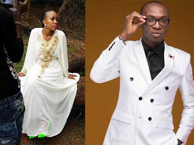 Dr. Ofweneke beats wife Nicah the queen badly