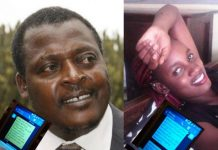 Notorious Womanizer MP Cyrus Jirongo campus girl