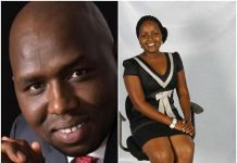 full blown relationship is blossoming between Elgeyo Markwet Senator and Samburu County Senator Naisula Lesuuda