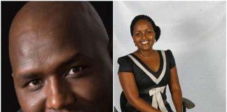 full blown relationship is blossoming between Elgeyo Markwet Senator and Samburu County Senator Naisula Lesuuda