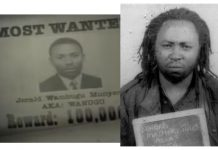Notorious Kenyan Gangsters