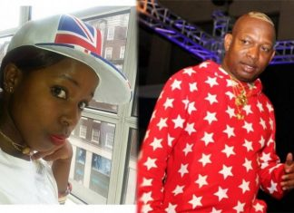 Mike Sonko's daughter Saumu Mbuvi baby gender