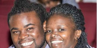 Eunice Njeri's ex-husband new love
