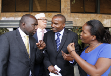 murkomen cheats on wife with Samburu County Senator Naisula Lesuuda