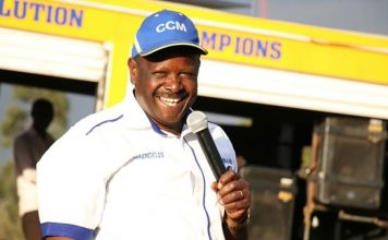 Bomet county governor Isaac Ruto is now the fifth NASA principal