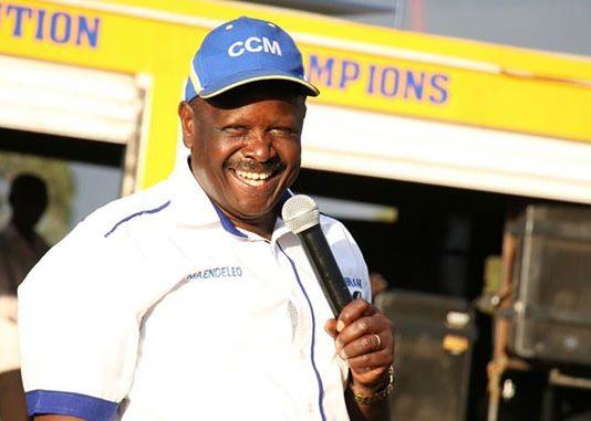 Bomet county governor Isaac Ruto is now the fifth NASA principal