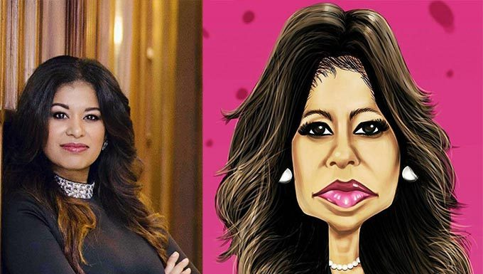 KCB Bank Apologies To Personality Julie Gichuru For A Joke Gone Wrong