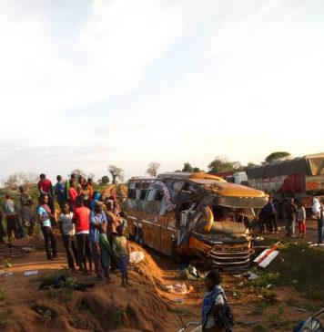 Tragic Accident, 26 dead as bus and tanker crash in Kambu, Kibwezi OCPD Leonard Kimaiyo confirms
