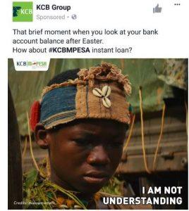 KCB Bank Apologies To Personality Julie Gichuru For A Joke Gone Wrong