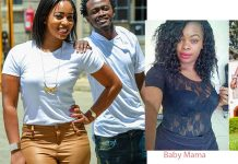 Bahati Baby Mama and Prayer Partner
