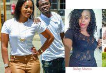 Bahati Baby Mama and Prayer Partner