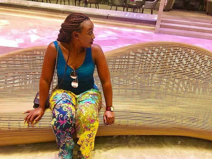 Betty Kyalo engaged