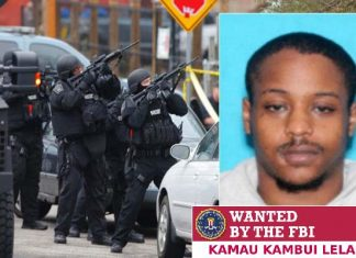 FBI wanted Kamau Curnal