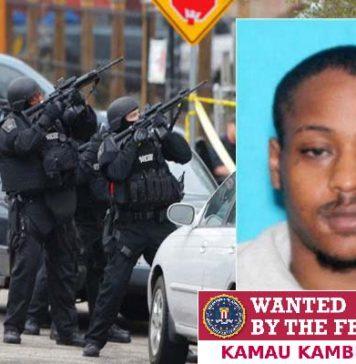 FBI wanted Kamau Curnal