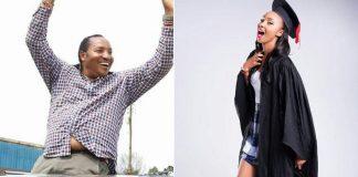 Ferdinand Waititu's Daughter Josephine Ndung'u