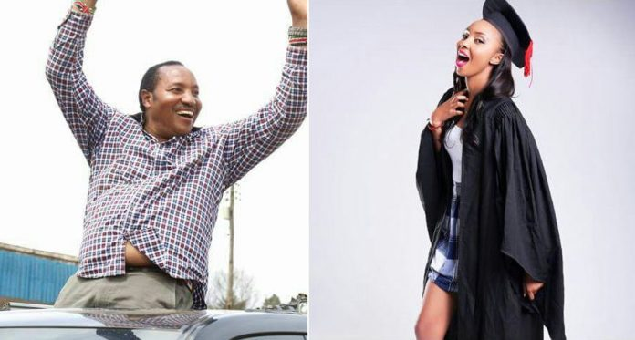 Ferdinand Waititu's Daughter Josephine Ndung'u