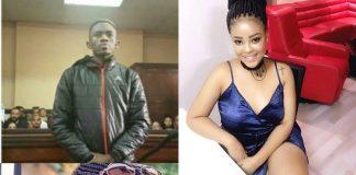 Karabo Mokoena killed and burnt by her boyfriend Suspect admits to killing her