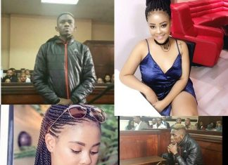 Karabo Mokoena killed and burnt by her boyfriend Suspect admits to killing her