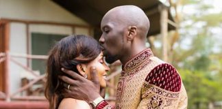 Music Producer Jacky B wedding pictures
