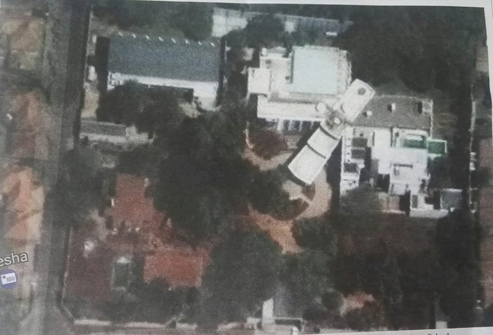Uhuru Kenyatta's 700 Million Ultra Secure House Pictures