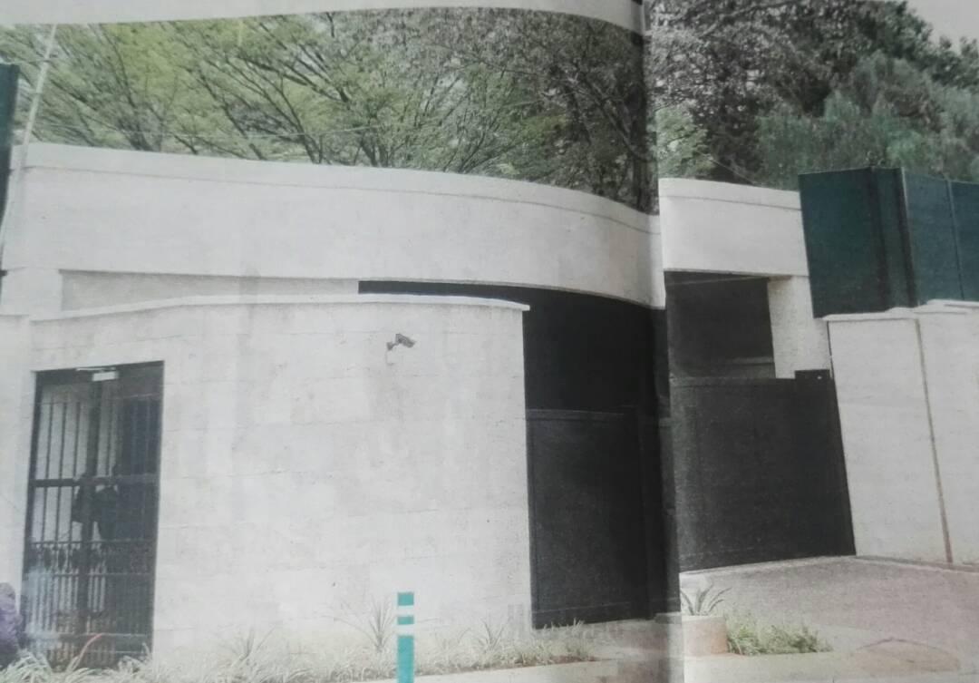 Uhuru Kenyatta's 700 Million Ultra Secure House