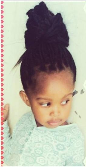 Alfred Mutuas Baby girl daughter