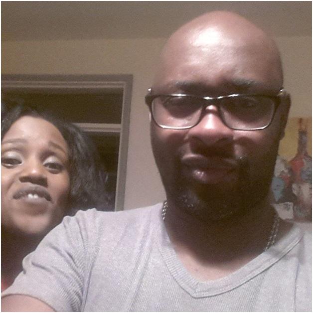 Amani and Nigerian Boyfriend